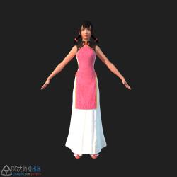 三国无双8人物模型(第一弹-001-023)