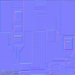 辐射4 全套 贴图 场景 高质量 欧美 末日 游戏 美术 资源 70G