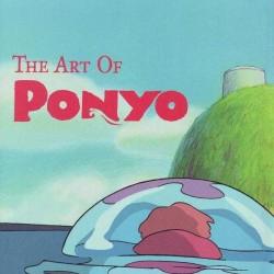 悬崖上的金鱼姬 The Art Of Ponyo 宫崎骏动画